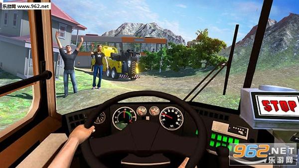越野巴士驾驶模拟器安卓版v1.2_截图2