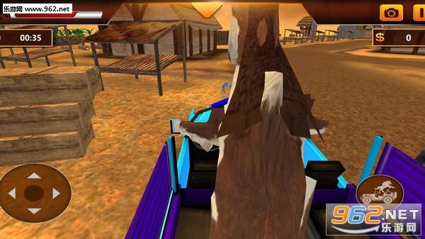驭马牛仔模拟器游戏v1.0_截图2