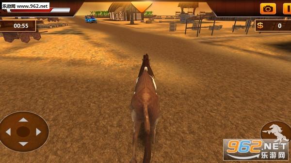驭马牛仔模拟器游戏v1.0_截图3