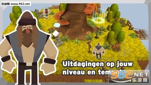 Asgaard Saga游戏_截图0