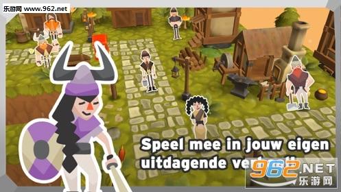 Asgaard Saga游戏_截图2