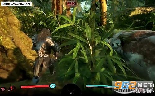 《铁血战士:狩猎场》实机试玩视频公布