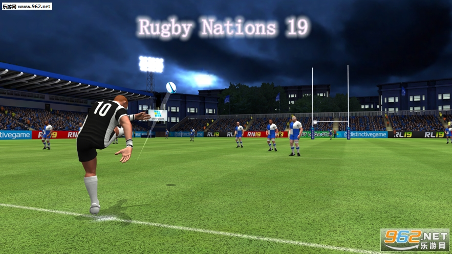 Rugby Nations 19中文手机版(橄榄球国家19)