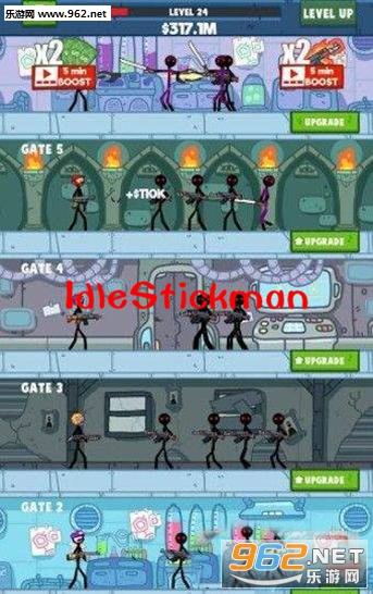 IdleStickman安卓版
