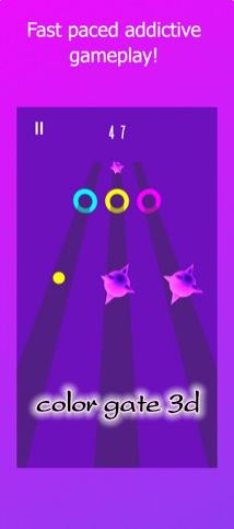 color gate 3d游戏