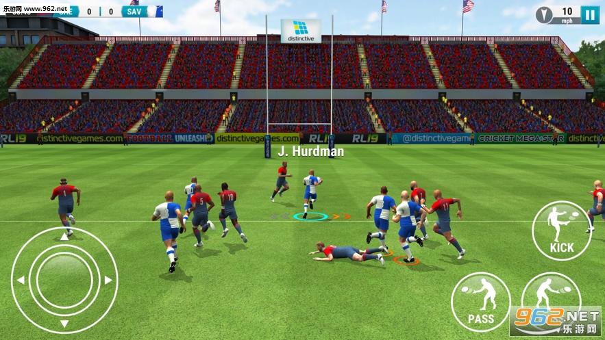 Rugby Nations 19中文手机版(橄榄球国家19)1.0.0_截图4