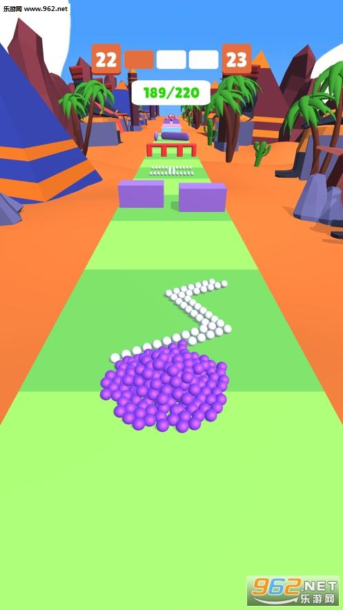 Slimy Balls手游v1.0_截图1