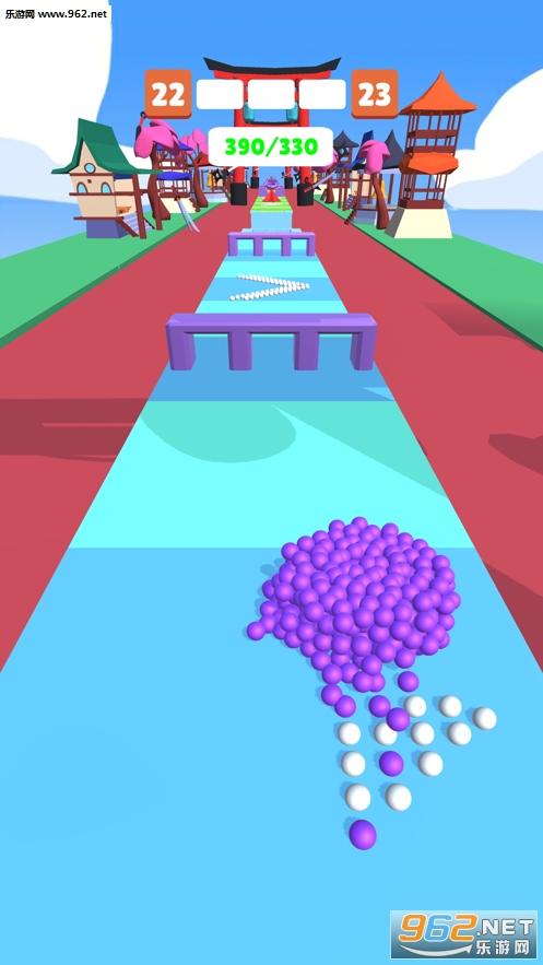 Slimy Balls手游v1.0_截图2