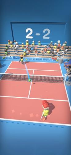 Tennis Stars 3D官方版v1.1截图1