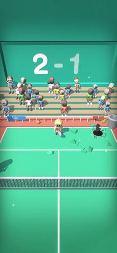 Tennis Stars 3D官方版v1.1截图4
