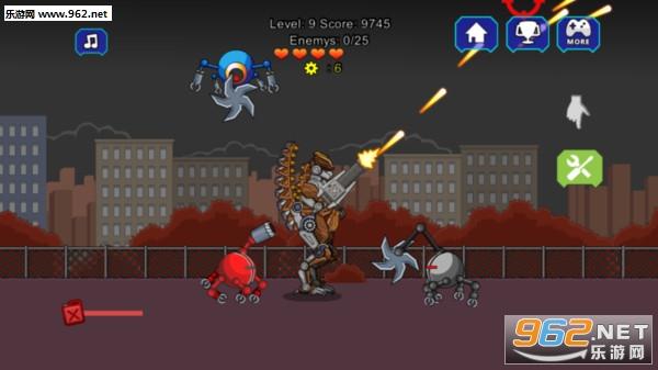组装机械恐龙游戏v1.0 手机版_截图0