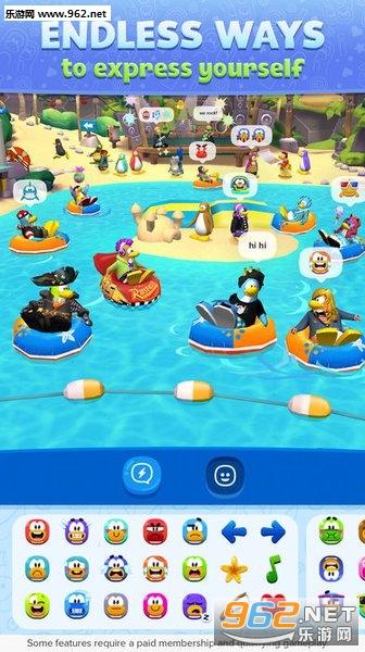迪士尼企鹅岛俱乐部安卓版v1.8.1_截图4