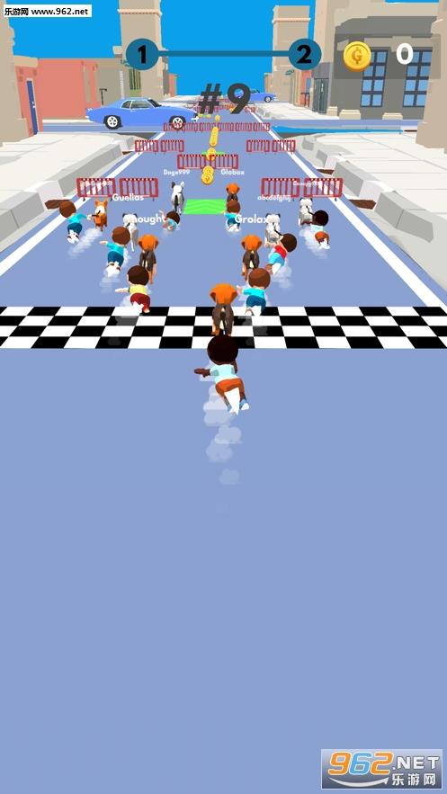 Animal Racing.io安卓版_截图3