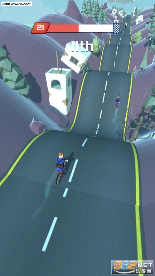 山路自行车(Bikes Hill)官方版v1.0.3_截图1