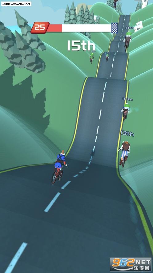 山路自行车(Bikes Hill)官方版v1.0.3_截图4