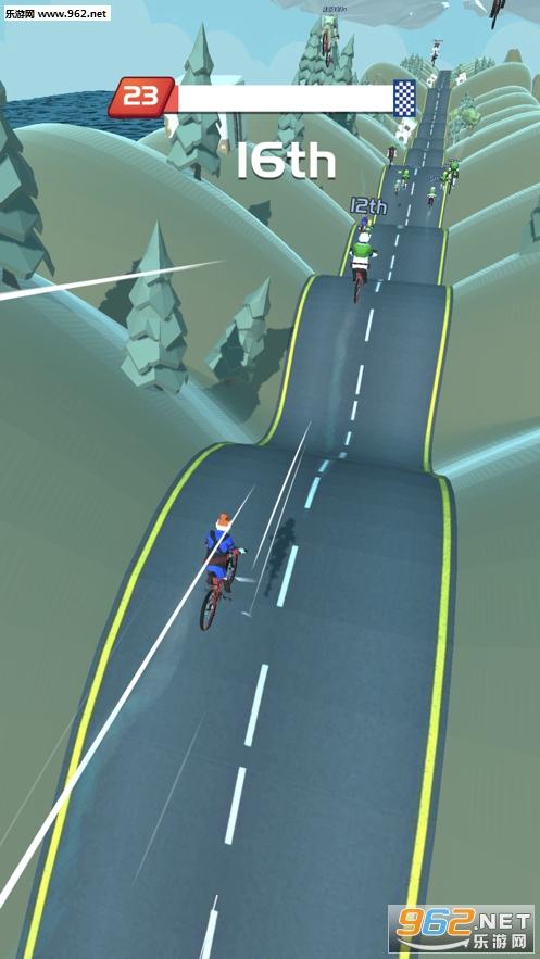 山路自行车(Bikes Hill)官方版v1.0.3_截图5