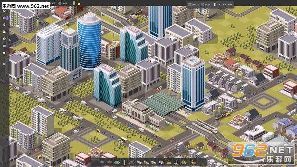 智能城市规划安卓版v2.0_截图2