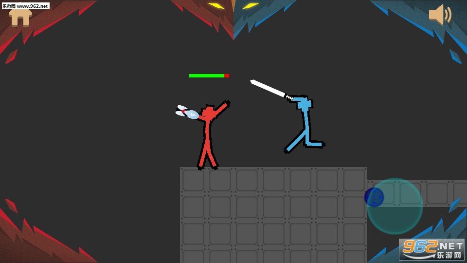 至尊火柴人战斗安卓版v1.0.0_截图1