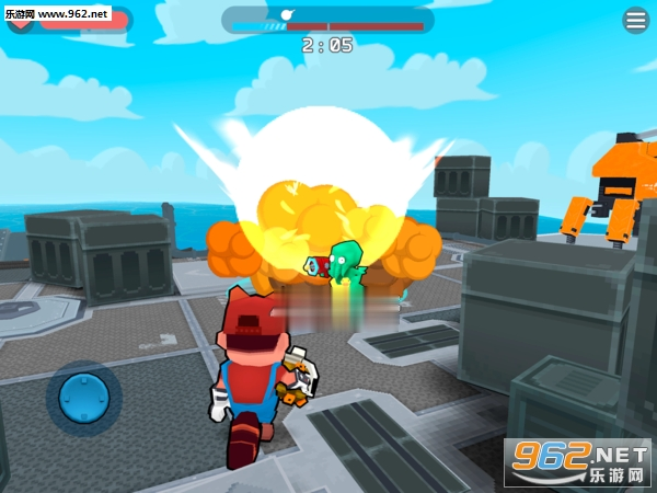Fury Wars shooter安卓版v1.4.2_截图1