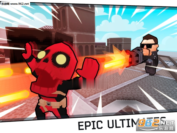 Fury Wars shooter安卓版v1.4.2_截图3