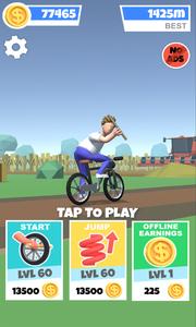 单车飞跃手游v1.0.5截图0
