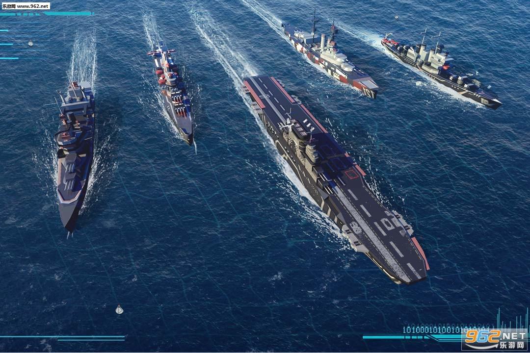 战舰养成计划官方版v1.1.3截图0