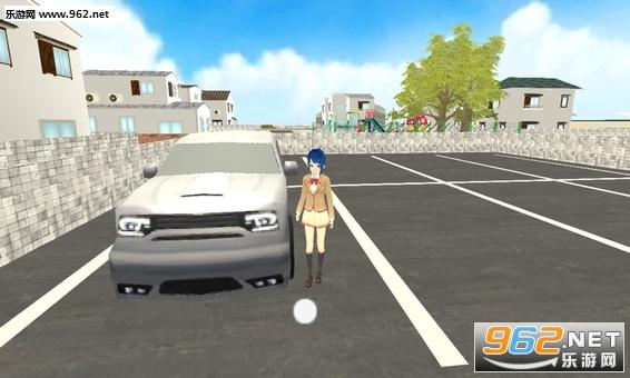 樱花学校模拟器2中文版v0.5.4_截图1