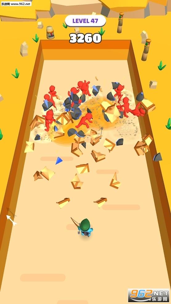 Twisty Shot手游v1.0.1 手机版截图1