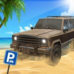 海滩停车夏季趣味游戏官方版