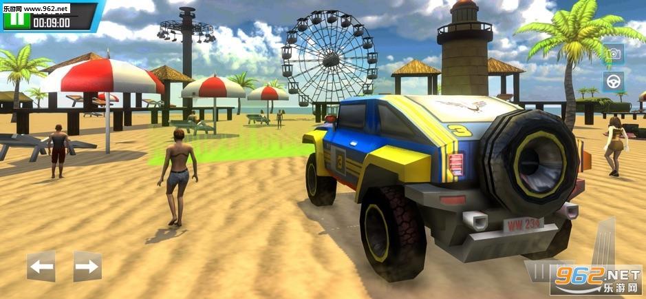 海滩停车夏季趣味游戏官方版v1.3截图0