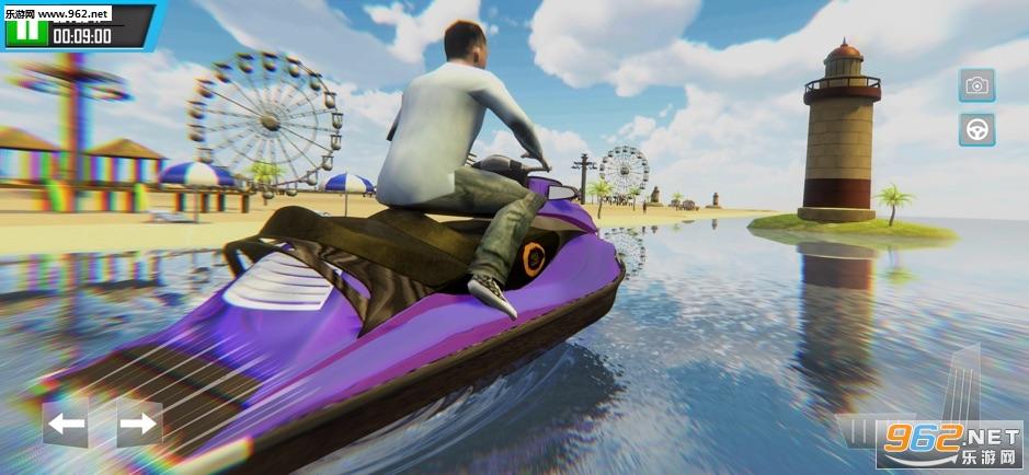 海滩停车夏季趣味游戏官方版v1.3截图2