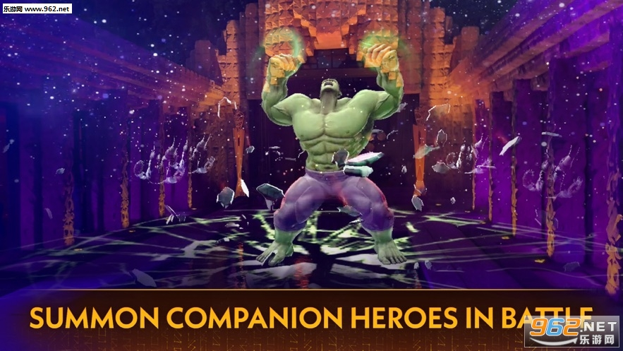 MARVEL Dimension Of Heroes手游官方版v1.0.0_截图0