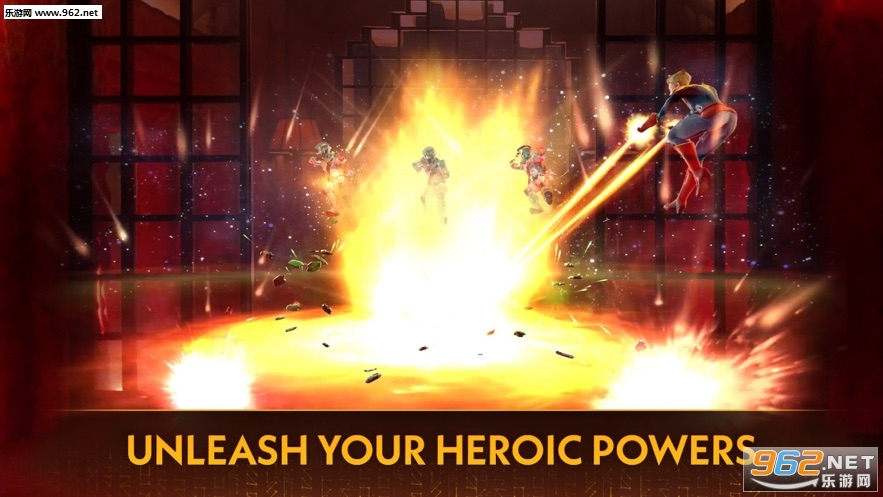MARVEL Dimension Of Heroes手游官方版v1.0.0_截图3