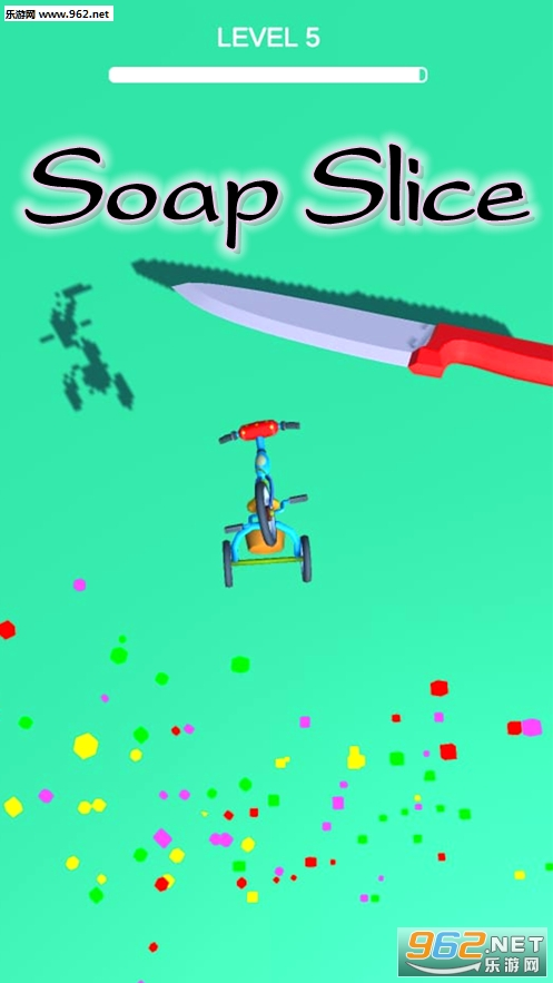 Soap Slice游戏