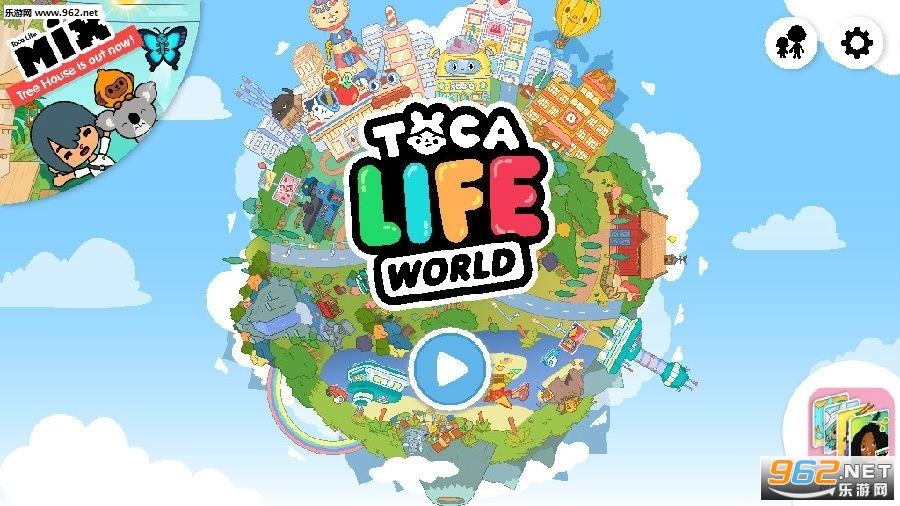 托卡世界完整版全解锁版