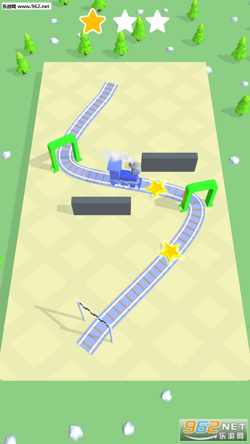 Train Control 3D官方版v1.0_截图1