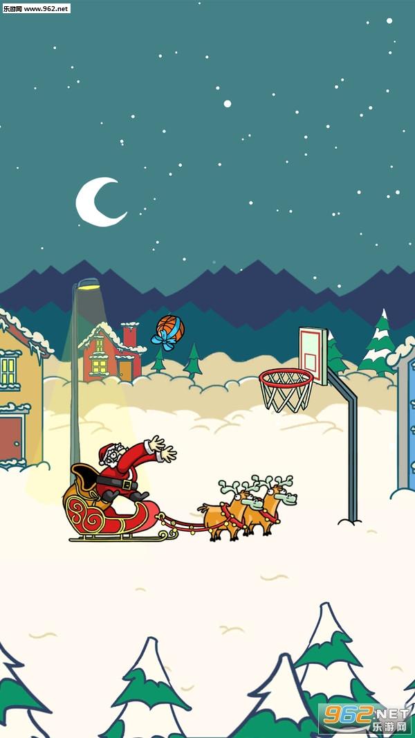 灌篮高手圣诞老人安卓版v1.0.7_截图2