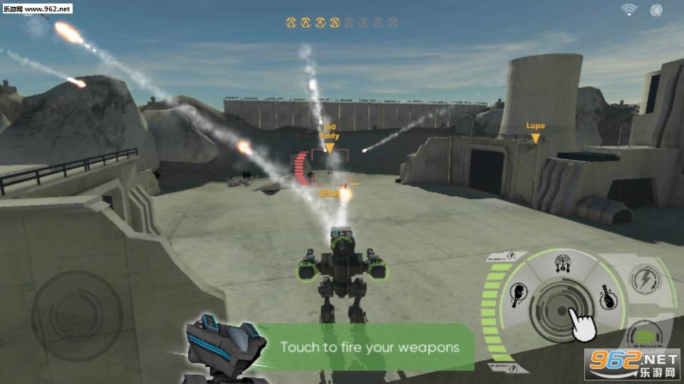 机甲战汉化版v4.1.2截图3