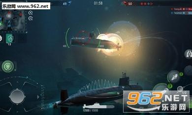 潜艇世界海军射击3d破解版v1.7_截图5