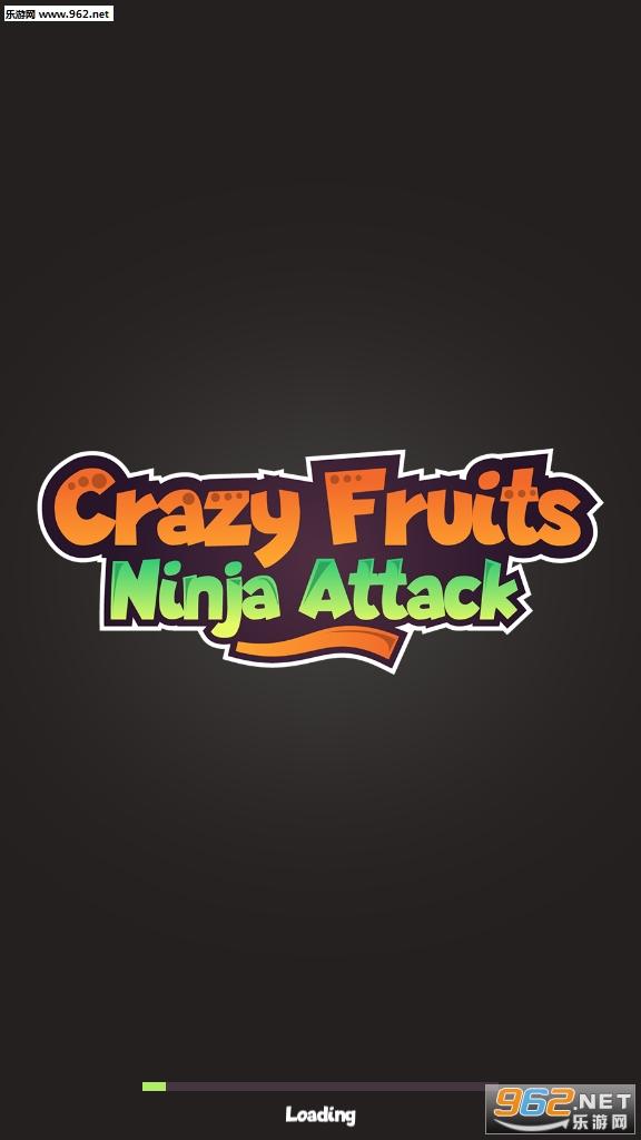 疯狂水果忍者攻击游戏破解版v4.1 手机版官网最新版_截图0
