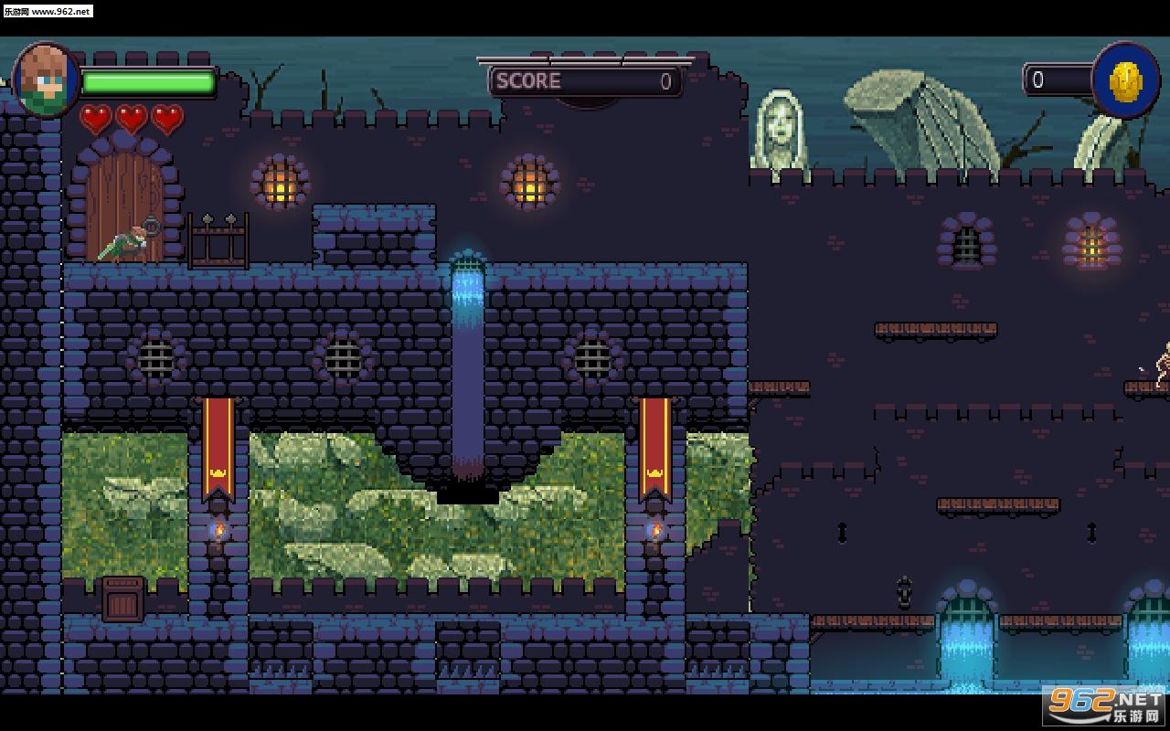 荒凉废墟安卓版v2.0.0(Desolate Ruins)_截图2