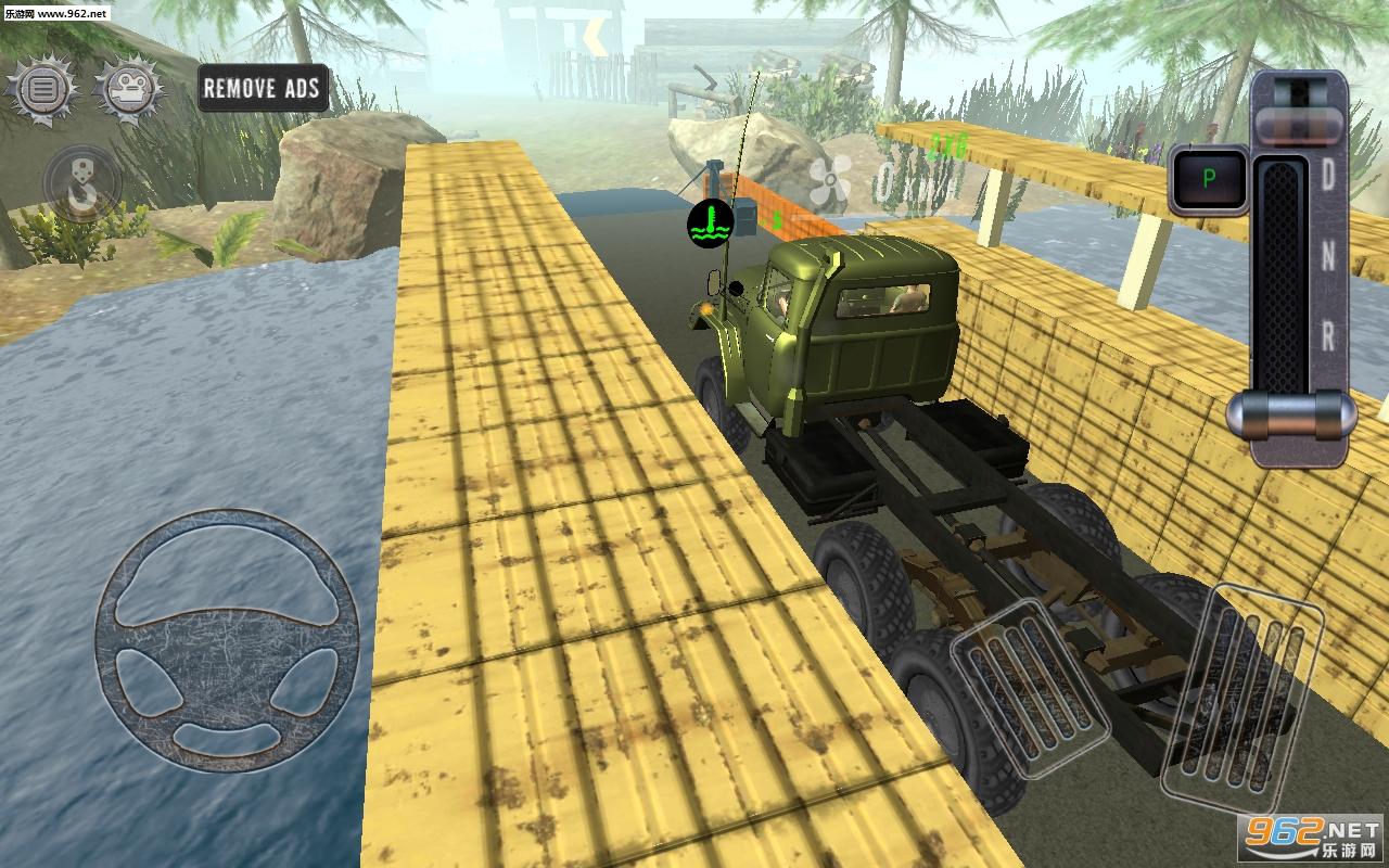 卡车模拟越野4全关卡破解版v2.6_截图1