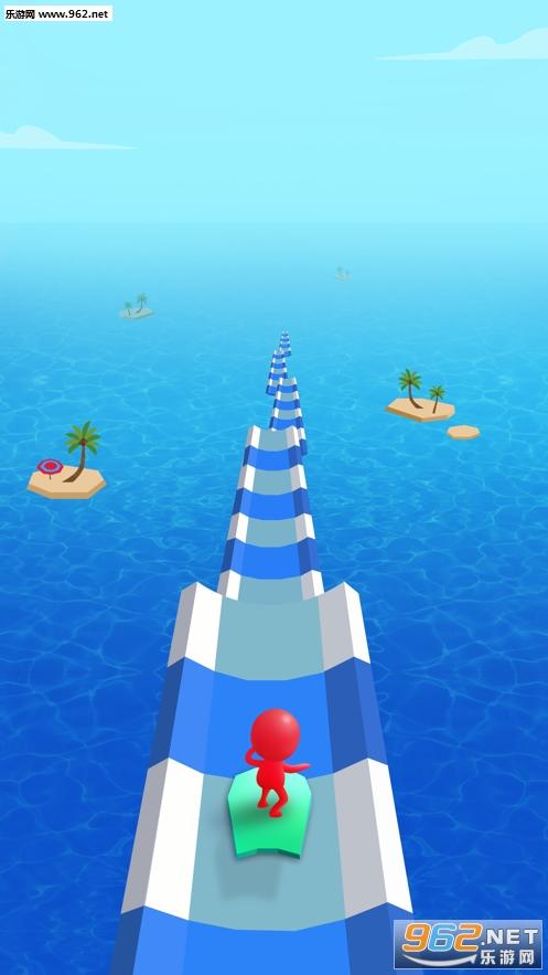 Water Race 3D游戏v1.0_截图0
