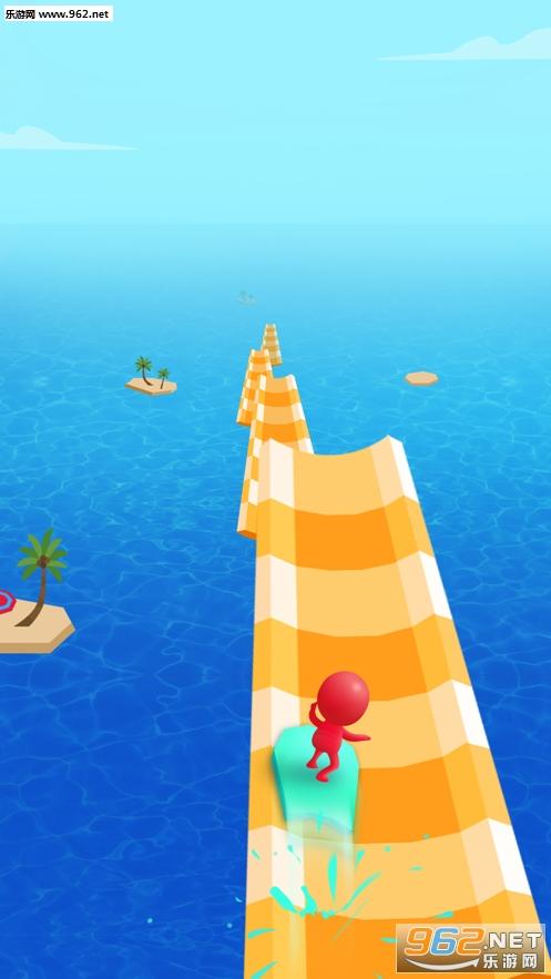 Water Race 3D游戏v1.0_截图1