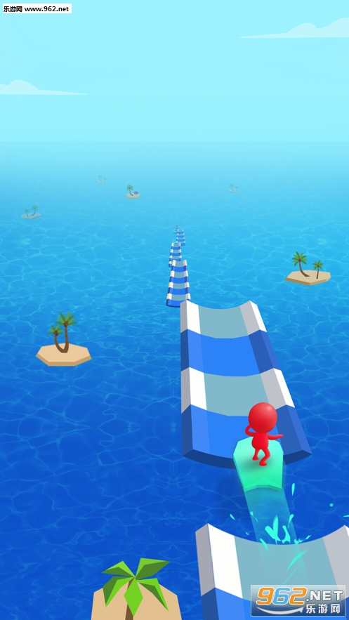 Water Race 3D游戏v1.0_截图4