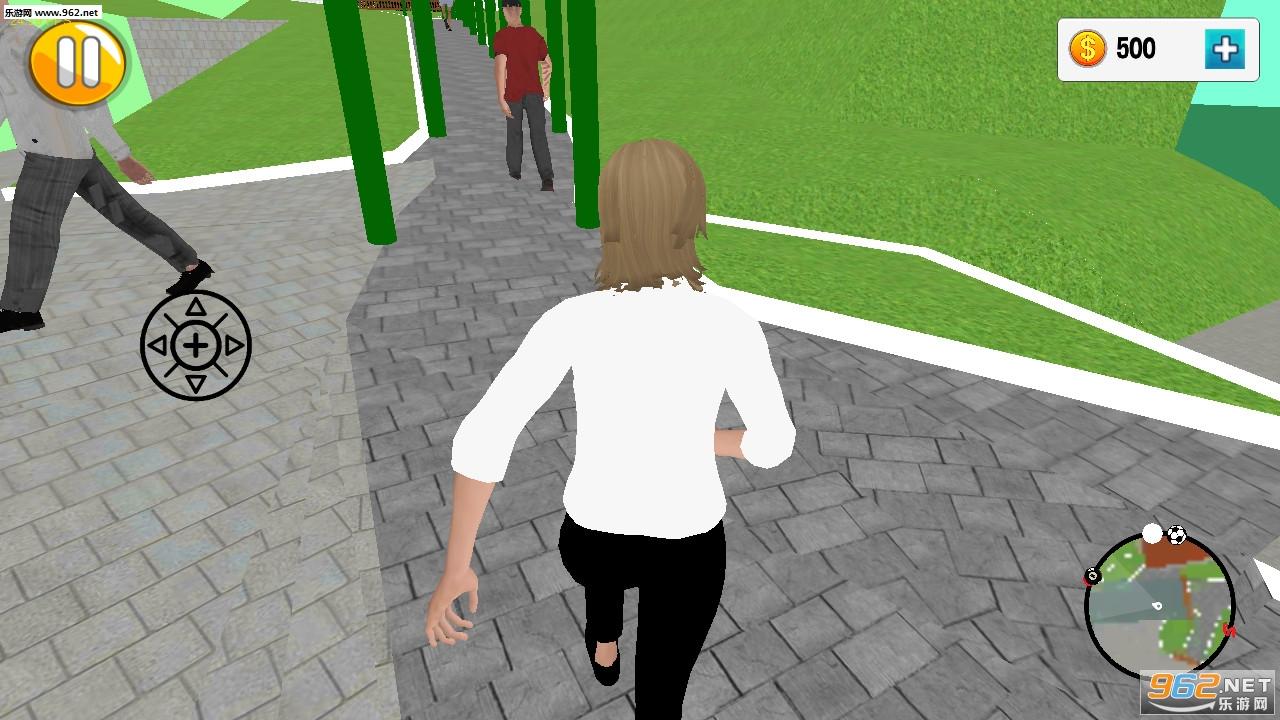 中国公园模拟器游戏v1.0_截图3