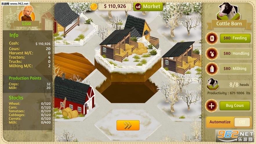 冠军农场游戏官方版v1.0_截图1