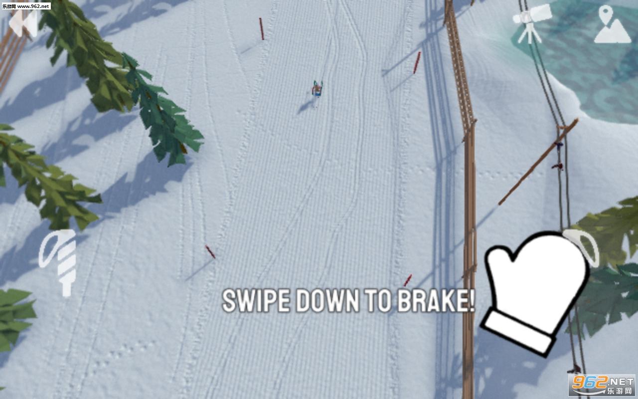 高山滑雪模拟器高清版v1.018截图2