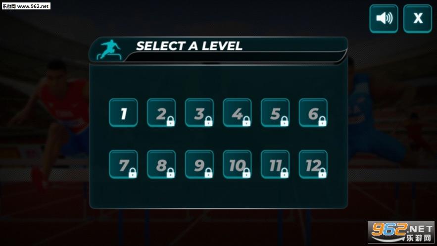 Hurdles 3D游��v1.0_截�D1
