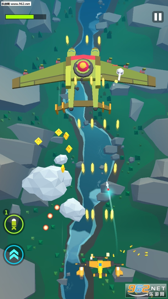 燃烧天空空战2020游戏v1.0.1截图4